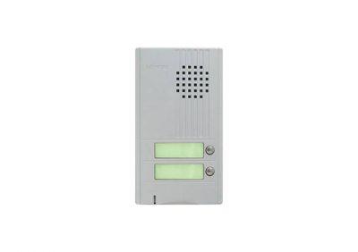Aiphone, DA2DS, 2-Call Audio Entrance Station, DA / DB Series