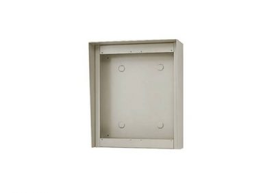 Aiphone, GT-103HB 3 Module Hooded Surface Mount Box