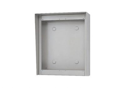 Aiphone, GT-303HB 9 Module Hooded Surface Mount Box