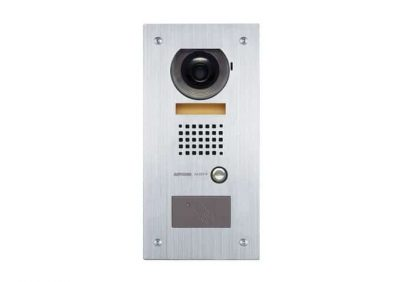 Aiphone, AX-DVFP, AX Series Vandal Video Door Station, HID Proxpoint Plus Reader, Flush Mount