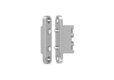 Dorcas, 2C 2 Pin Power Transfer Door Contacts