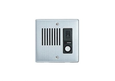 Aiphone, IEJA, Audio Only Flush Mount Door Station