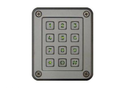 Presco, PSE-IL Outdoor Semi-Flush Mount Keypad
