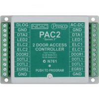 Presco, PAC-2, 2 Door Access Controller Decoder