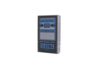 Elsema, FMT301 Single Channel, Hand Held Transmitter