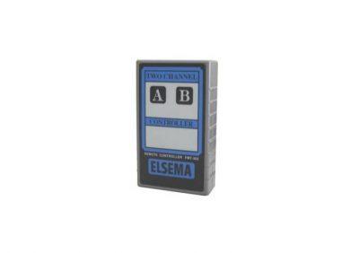 Elsema, FMT302 2 Channel, Hand Held Transmitter