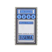 Elsema, FMT304 4 Channel, Hand Held Transmitter