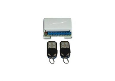 Crow, Multi Purpose 4 Channel, Radio Rolling Code Receiver Kit