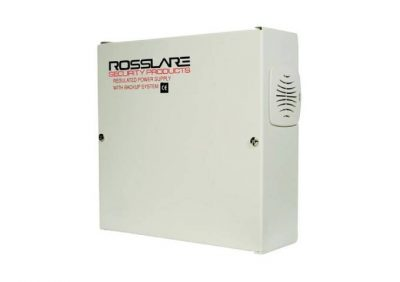Rosslare, PS-C25T Control Battery Backup & Power Supply
