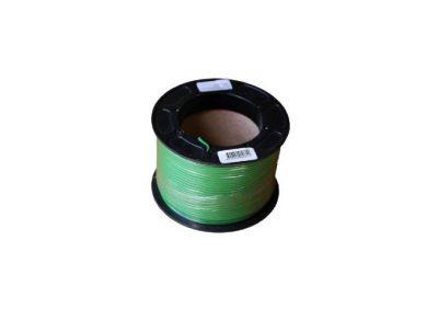 Aiphone, 2 Core 1/0.90 100M Reel Yellow Sheath