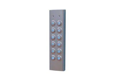 NIDAC, VR62 Outdoor Keypad