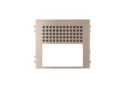 Aiphone, GT-DBP, Audio Module Plate