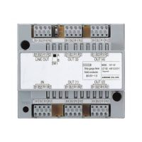 Aiphone, GT-4Z, 4 Zone Video Divider Module