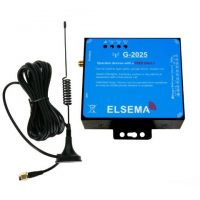 Elsema, G-2025, GSM Gate Opener (4G Compatible)