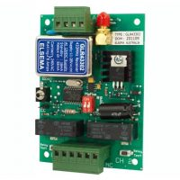 Elsema, GLR43302, 2 Channel Gigalink® Series 433MHz Receiver