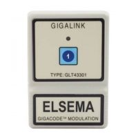Elsema, GLT43301, 1 Channel Gigalink Transmitter 433MHz