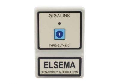 Elsema, GLT43301, 1 Channel Gigalink Transmitter 433MHz