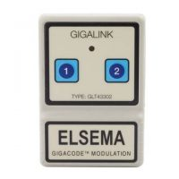 Elsema, GLT43302, Gigalink 2 Channel Transmitter 433MHz