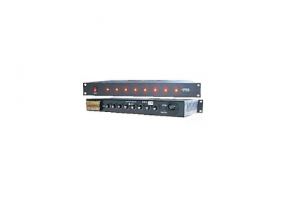 PSS, DC12-8A, 12vDC 8 Amp PSS Rackmounted Power Supply