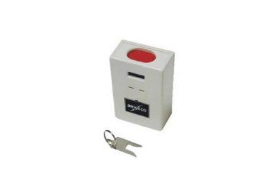 Potter, HUS-7A Latching Hold-up Switch U Shape Key Reset