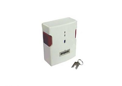 Potter, HUSD-15BL Dual Action Hold-up Switch, Latching