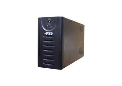 PSS, ECO140 1400VA UPS With Internal Batteries 2x12V/7Ah