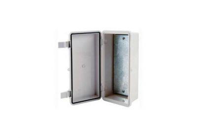 Elsema, C1020 Plastic Box, 100 x 200 x 70mm, IP66 Rated