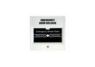 Guardall, CP-22-White, Glassbreak DPDT Reset - White