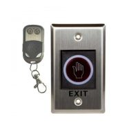 ZKTeco, K-2 Non Touch Exit Sensor With Remote Key
