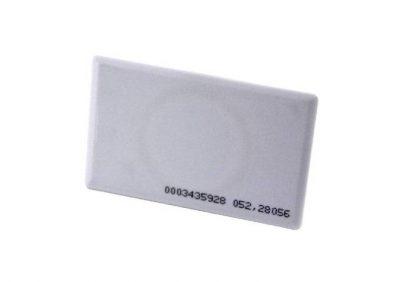 ZKTeco, IDCARDTHICK Clamshell EM Format Card 26Bit