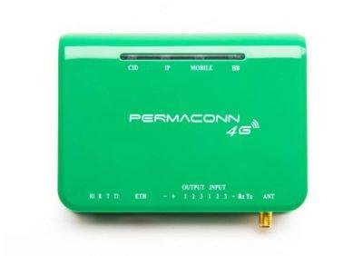 Permaconn, PM45-4G, Dual SIM 4G + IP / 3G Communicator