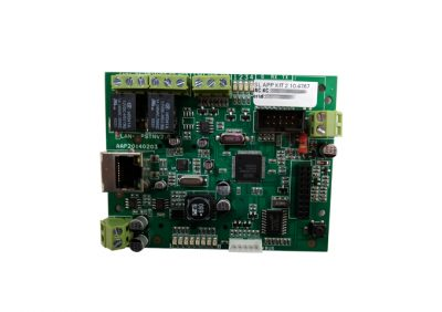 Crow, TCP/IP Module, Runner IP Interface, Allows Programs & Monitor Via IP