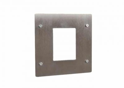Presco, PSE-FMT, Stainless Steel Flush Plate For The PSE-IL