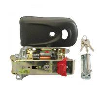 CISA, 1A731-00, Rotary Hook Deadbolt, Electric Gate Lock Mechanical Release