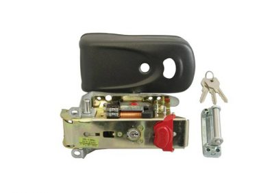 CISA, 1A731-00, Rotary Hook Deadbolt, Electric Gate Lock Mechanical Release