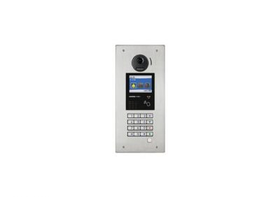 Aiphone, GT-DMB-N Stainless 10Key Video Entrance With NFC Reader
