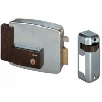 CISA, 11921-60/4, Electric Gate Lock, Hinged On Left Hand, Outward Opening