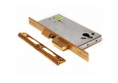 CISA, 12011-60, Electric Mortice Lock, Latch And Bolt With 60mm Backset