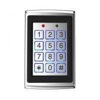Crow, AC1610, Metal Vandal, Light Switch Size, Proximity Reader/Keypad