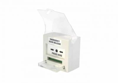 Guardall, CP32-White, Fire Rated Break Glass Switch - Resettable