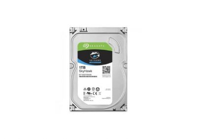 Seagate, 1TB, 7200RPM/64MB Surveillance SATA HDD For Digital Recorders