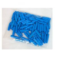 NX-90001G-BU, Dark Blue Gel Filled B Connectors 500pcs Bag