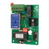 Elsema, GLR43301, 1 Channel Gigalink® Series 433MHz Receiver
