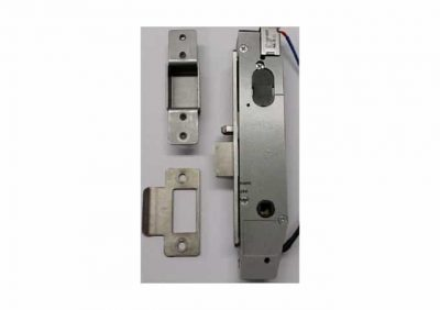 Guardall, GS80-8, Fail Secure, Hub Monitored Narrow Style Mortice Lock, 24v DC