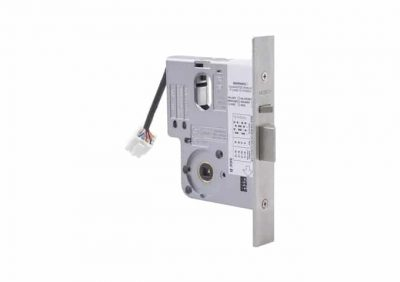ASSA ABLOY, 3570ELMOSC, PADDE Monitored And No Cylinder Electric Mortice Lock