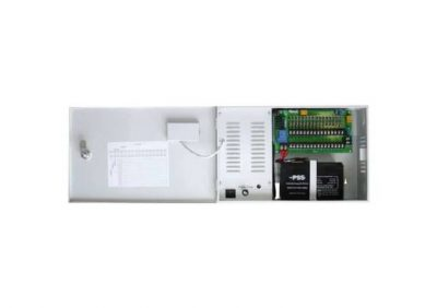 PSS, W-DC12-8A, 12v DC 8 Amp Power Supply In Cabinet