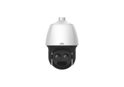 UNV, IPC6252SL-X33UP, 2MP Starlight Laser IR Network PTZ Dome Camera