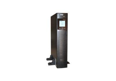 PSS, XL+1000 VA, Line Interactive UPS With 2x12v/9AH Batteries, Rack Mountable