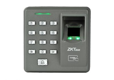 ZKTeco, X7 Standalone Fingerprint/Card Password Identification