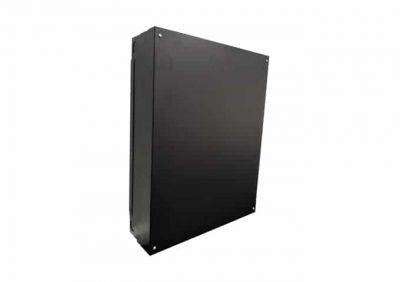 Crow, ESXMETALBOX, Universal Black Panel Enclosure